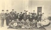 Klubi 'Shqip' i Shkupit dhe orkestra frymore 'Zana e Malit'