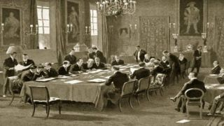 Lufta për shpalljen e Pavarësisë, Konferenca e Ambasadorëve në Londër, dredhitë dhe pranimi në OKB