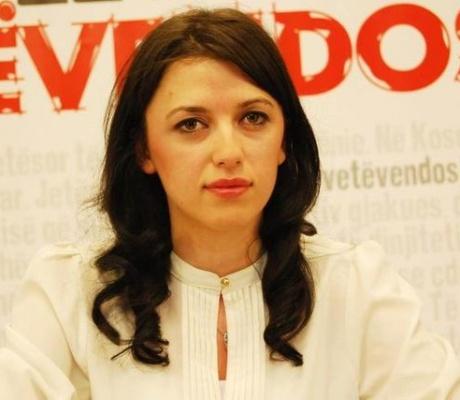 Fjalimi i Albulena Haxhiut në Gjykatën Kushtetuese