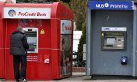 Rekordi i bankave, 700 mijë € fitime ditore