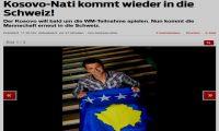 Blick i Zvicrës: Shaqiri e Xhaka, ne rrugën e Bunjakut, mund të luajnë për Kosovën