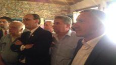 Ministri Makolli ne Preshevë: Nuk kam ardhur në diasporë, por në Kosovën Lindore!