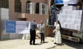 Ndihma Islamike lehtëson vështirësitë e të krishterëve në Irak