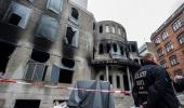 Zjarri dogji një xhami në Gjermani