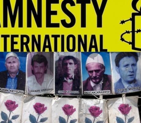 AI: Beogradi për të zhdukurit në Kosovë të japë dëmshpërblim familjeve të viktimave