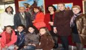 Nxënës të shkollës 'Gjergj Fishta' hapin ekspozitë pikture