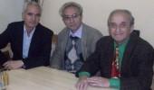 Takim i mirëpritur me poetin Xhevahir Spahiu