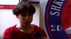 Amerikanja Carrie Hooper, na uron Festën e Pavarësisë