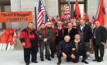 Në Filadelfia, ngrihet Flamuri Kombëtar Shqiptar