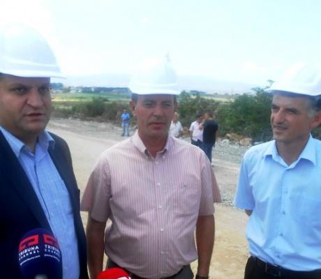 580 mijë euro investime në rrugën Bërnicë e Ultë – Mazgit dhe Barilevë – Breznicë