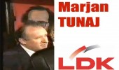 U shua veprimtari i hershëm i LDK-së, Marjan Tunaj