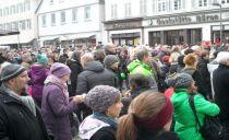 Protestë paqësore për një bashkëjetesë të kulturave dhe feve