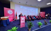 """10-vjet Universiteti """"Marin Barleti"""", Bota e dijes në ceremoninë e 7-të të diplomimit"""