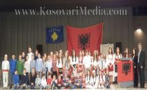 Festë madhështore me rastin e 8-Vjetorit të Pavarësisë së Kosovës, në Shtutgard të Gjermanisë!