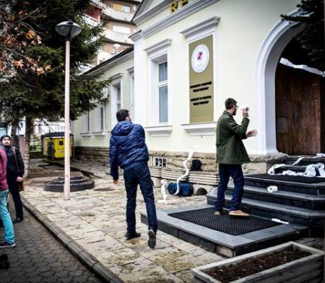 Përshtatja e pushtetit në Universitetin e Prishtinës