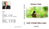 """Doli në qarkullim novela """"Një ftesë për larg"""" me autor Fation Pajo"""
