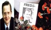 29 vjetori i vrasjes misterioze te kryeministrit suedez Olof Palme